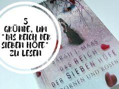 """Effi reads: 5 Gründe, warum ihr """"Das Reich der sieben Höfe - D..."""