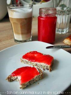 {Low Carb} Selbstgemachte Marmelade mit Zuckerersatz