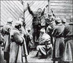 the story of the crucified soldier was widely repeated and represented in words and art. This still is from American-made propaganda film 'The Prussian Cur'. World War One, First World, Conscientious Objector, Bad Film, Military Pictures, Weird Art, History Facts, Historical Photos, First Photo