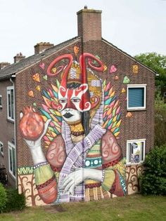 Skount is a Spanish born artist based in Amsterdam
