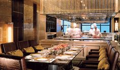 Hong Kong Restaurants: Caprice