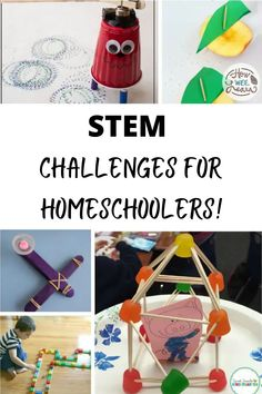 The ultimate resource list for the best STEM and STEAM activities. Science, Technology, Engineering, Art, and Math are important skills for your little one. These activities are easy, fun, and teach problem solving, determination, and so much more!