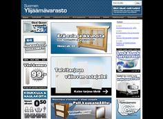 Suomen Ylijäämävarasto on rakennustarvikeliike Hämeenlinnassa. Yrityksen kotisivut ja verkkokauppa uudistettiin Kotisivukone -palvelun avulla.