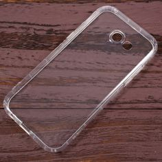 Case for Samsung Galaxy A5 (2017) A520 TPU Cases Drop-proof Clear TPU Phone Cover for Galaxy A 5 2017 Fundas Shell - Transparent