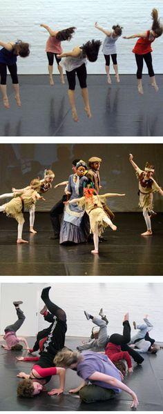 Lola Rogge Schule Ballettschule, Ballett Wandsbek Blankenese - citysports.de Hamburg