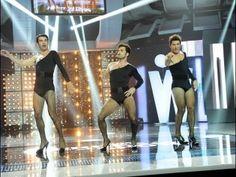 David Bustamante, Manel y Arturo bailan el Single Ladies de Beyoncé en Los Viernes al Show - YouTube