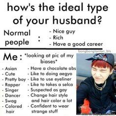 suspected as gay hahahahahahaaaaaa exactly my ideal type of husband