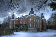 kasteel Hillenraad in Swalmen.