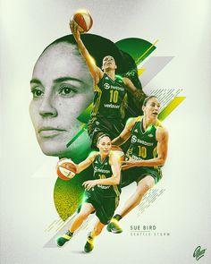 WNBA collection, Vol. 1 on Behance Graphic Design Brochure, Sports Graphic Design, Graphic Design Posters, Graphic Design Inspiration, Branding Design, Sport Design, Wnba, Modern Web Design, Sports Graphics