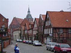 St. Michaelis Church  Luneburg  I lived not far from here.