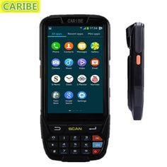 308.75$  Buy now - http://alixh6.worldwells.pw/go.php?t=32504374778 - High grade Android pda quad core 4000 Mah 2GB+16GB industry shockproof 2d barcode reader 308.75$