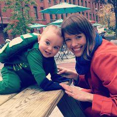 Vauvan kanssa New Yorkissa.  http://ellit.fi/muoti-ja-kauneus/annabella-daily/vauvan-kanssa-new-yorkissa