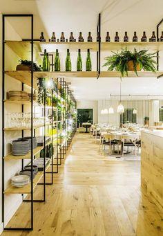 Atrapallada Restaurant by ZooCo Estudio | Photographs Orlando Gutierrez