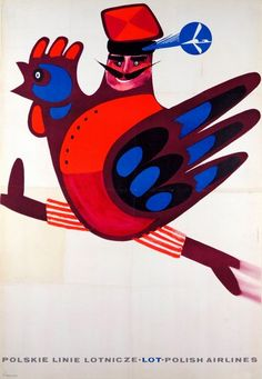 Original contemporary/vintage Polish posters - the antique & vintage art posters of tomorrow.the art investment for the future Graphic Design Brochure, Graphic Design Illustration, Art Deco Posters, Cool Posters, Polish Movie Posters, Vintage Travel Posters, Vintage Airline, Pub, Ad Art
