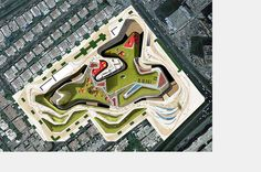 Martha Schwartz Partners - Projects - Parks - Khalidiya