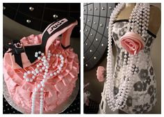 pink pearl couture paris party, the blog that inspired her theme.