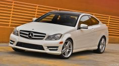 2013 Mercedes-Benz C350 Coupe. Oh baby...