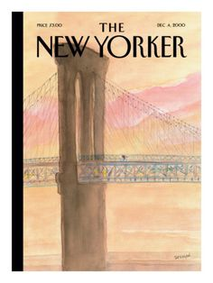 Sempé. The New-Yorker. 2000