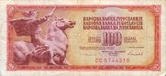 Jugoslovanski denar, nostalgija 11.fotka
