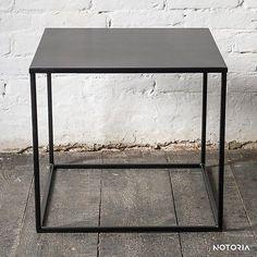 Couchtisch SIMPLEX Wohnzimmertisch Beistelltisch Metall Industrial Coffee Table