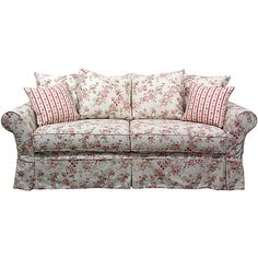 Riverwood Scatter Back Sofa in Choice of Fabric - Sofas and Sectionals - Sofas and Chairs - Furniture - PoshLiving