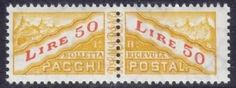 San Marino PACCHI POSTALI mnh L50