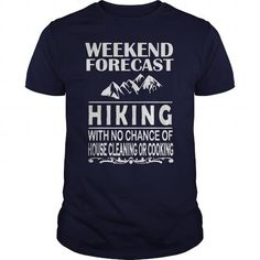 FORECAST HIKING tee shirts and hoodies for men / women. Tags: Hiking t shirts amazon, hiking tee shirts funny, mountain hiking t shirts, best t-shirts for hiking, #hiking #hike #mountain #hiker #outdoor #climbing. Get Yours Here: https://www.sunfrog.com/iDesign/Hiking-T-Shirt-Collections?28528&shelloff