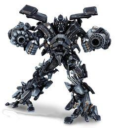 Transformers 2 Ironhide CGI