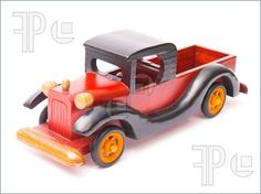 Wooden Toy Car Plans | Picture of old wooden car toy