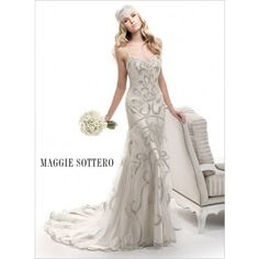 Maggie Sottero Chancey 4MK847 - Bridal Closet - wedding dresses- Maggie Sottero Wedding Dresses - Utah Wedding Dresses