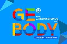 Ge Body – Free Font