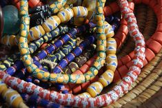 Image detail for -Western African Beads « Go2net's PhotoBlog