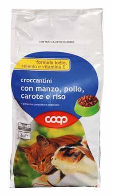 Coop Croccantini Gatto
