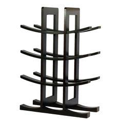 Bamboo Wine Rack 12 Bottle Holder Kitchen Countertop Storage #Oceanstar