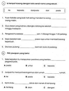 10 Bm Ideas Malay Language Education Grammar And Vocabulary