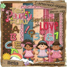 """Photo from album """"Afternoon Giggles"""" on Yandex. Kit Scrapbook, Views Album, Digital Scrapbooking, Clip Art, Mini, Projects, Yandex Disk, Paper, Bag"""