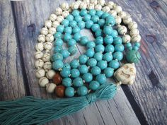 Check out this item in my Etsy shop https://www.etsy.com/listing/231860263/108-mala-beads-necklace-bohemian