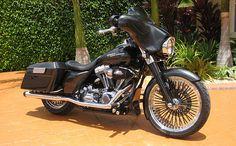 Harley Street Glide