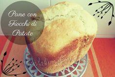 Pane con Fiocchi di Patate e Rosmarino