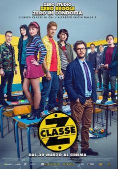 Classe Z: una produzione Colorado film e in collaborazione con Scuola Zoo, dal 30 marzo al cinema🙌🏼 http://www.ecodelcinema.com/classe-z-trama-trailer.htm