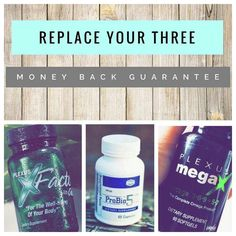 Are you taking a #MultiVitamin , #Probiotic or #Omega ??? Would you give mine a try for 60 days?? #Plexus has a 60 day money back #guarantee. Now is your chance to try these amazing products! I would love to see how they help you!! Check out these hashtags and see why I love these three products #Probio5 #XFactor #MegaX #RiskFree #GiveItATry #60DayMoneyBackGuarantee  #SantaMargaritaSlimDotCom #TeamTuckey