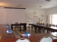 Arcadia Guest House Conference Venue in Kroonstad situated in the Free State Province of South Africa.