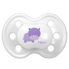 Personalized baby boy blue car vehicle with name pacifier baby purple hippo baby pacifier baby gifts child new born gift idea diy cyo special unique negle Choice Image