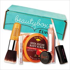 Monthly Beauty Subscription - I want to try one!!