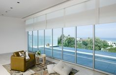 My Home Blinds Melbourne has a wide collection of roman blinds that give a complete makeover to your rooms.