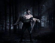 Vampire Lost His Woman