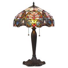 "CHLOE Lighting CH35511PV16-TL2 Table Lamp ""HAZEL"""