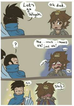 Fun Taliyah/Yasuo Comic…