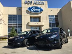 It's ST Saturday!!! And its your lucky day because we have two on our lot and one on the way!!! Call if you would like to come in and take a look at them!!! 913-381-3000    #BobAllenFord #Ford #ST #Focus #Fiesta #FocusST #FiestaST #STSaturday