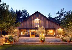 Backen, Gillam & Kroeger Architects - Portfolio - Wineries - Napa Valley Reserve